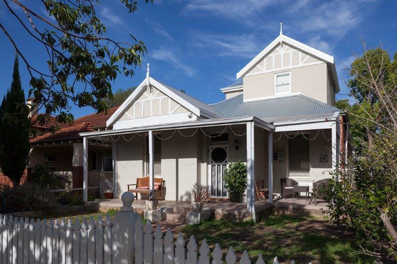 Mount Hawthorn Home Renovation & Second Storey Addition