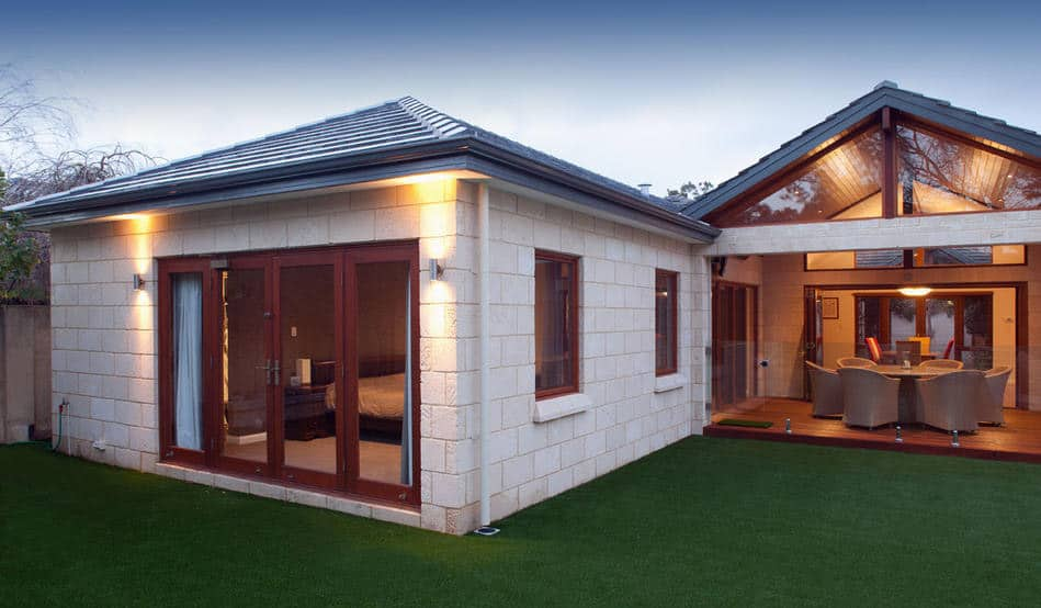 average cost of single storey extension home renovation dalkeith