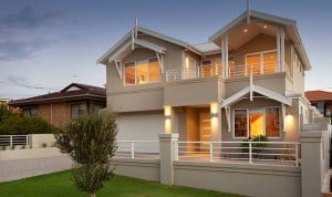 home renovation project of alfresco builders perth
